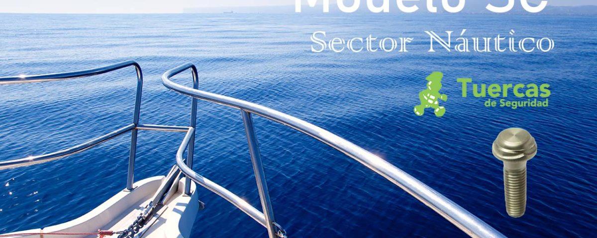 Tornillos y Tuercas de seguridad para el sector náutico